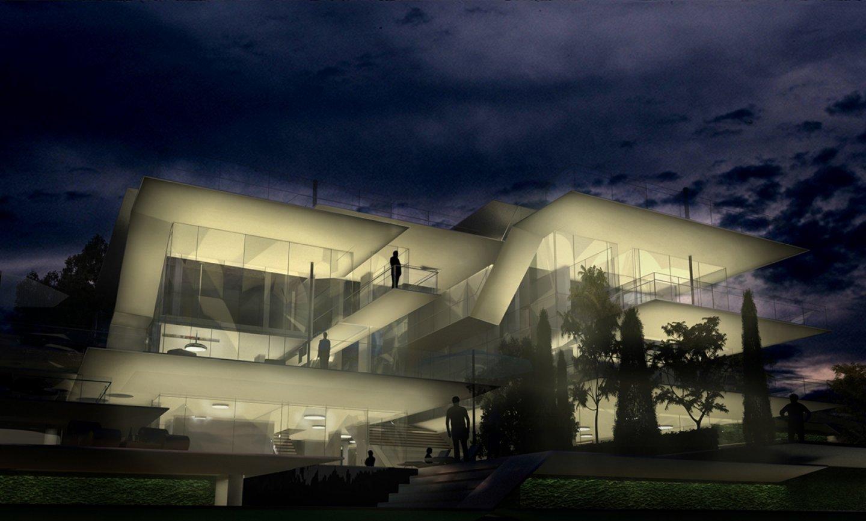 Faqra Cliff - concept design image