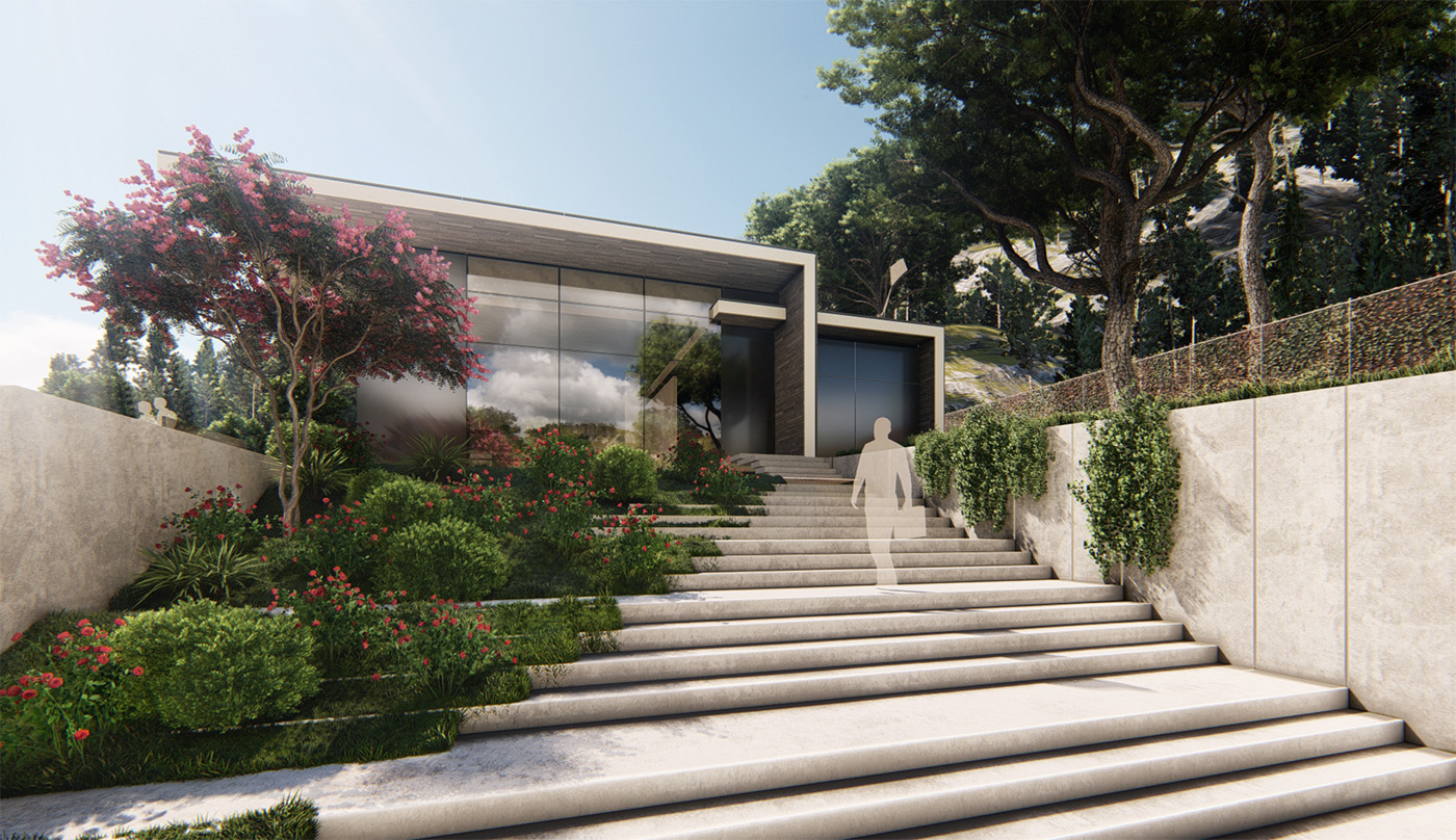 J Residence - project overview image