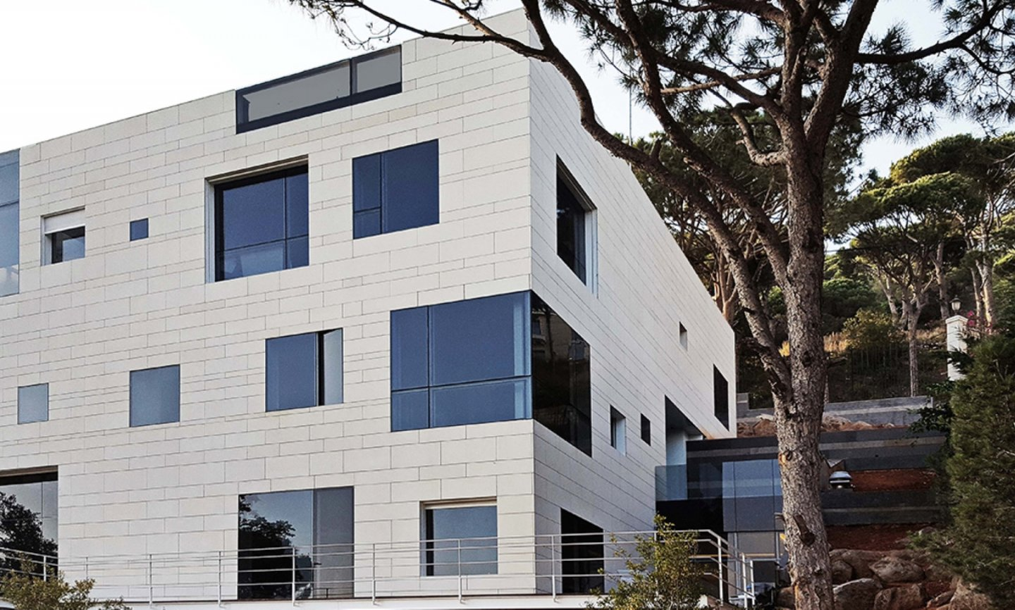 Villa Beit Mery  - project overview image