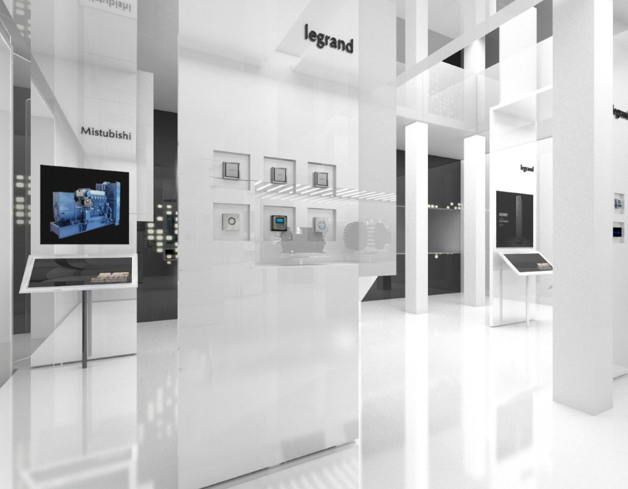 JMG Showroom - project overview image