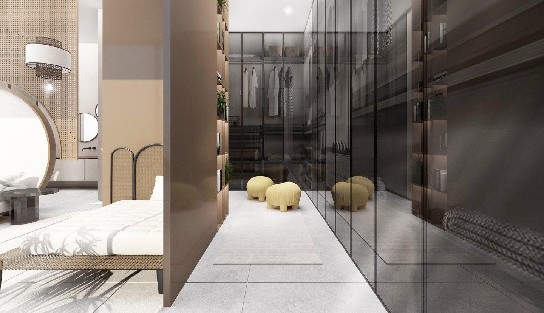 J.D Apartment  - project overview image