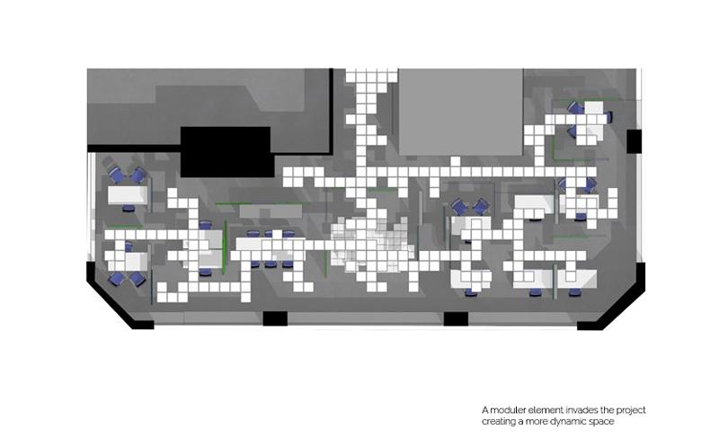 Gras Savoye Offices - concept design image