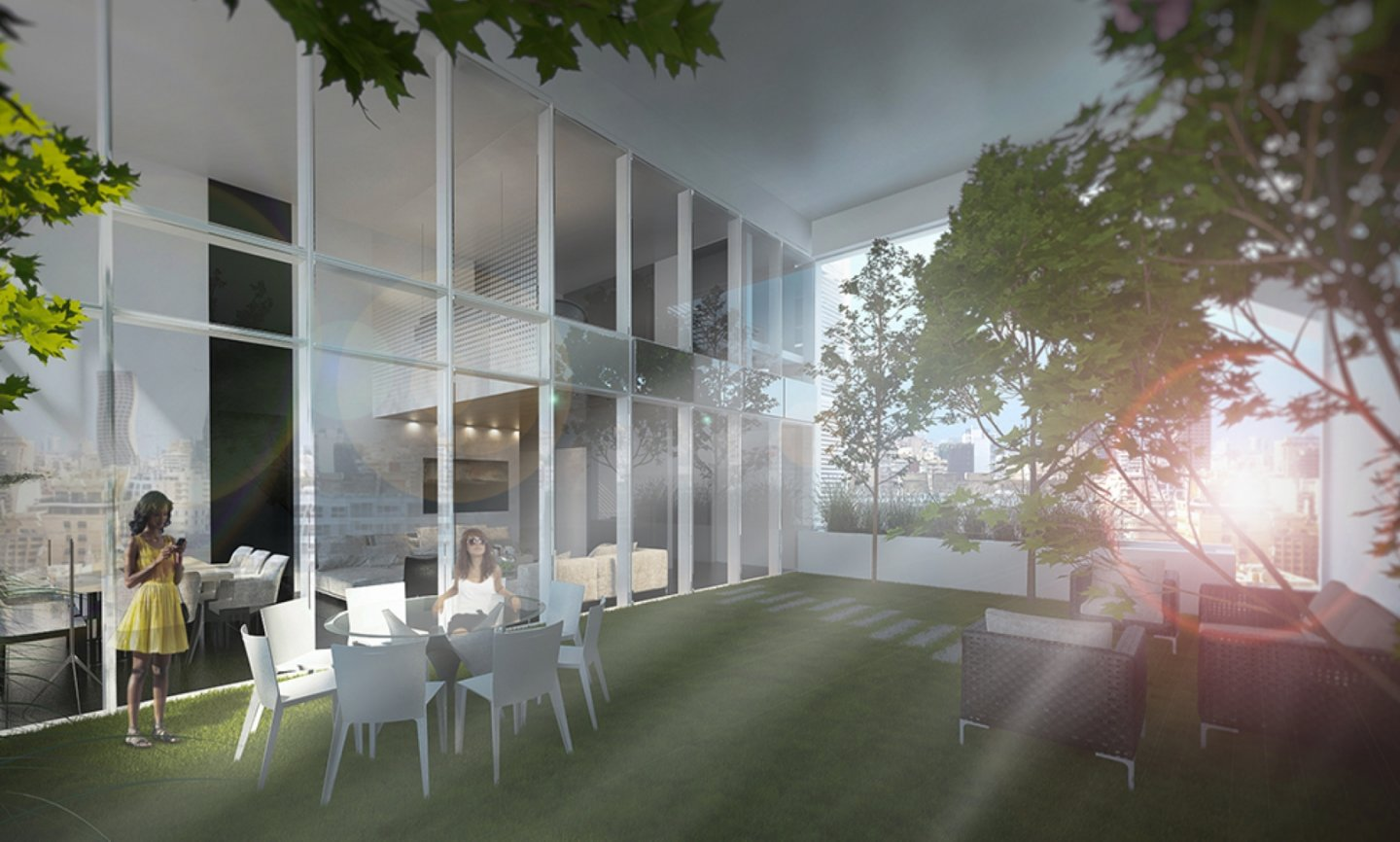 Solaris Tower - project overview image