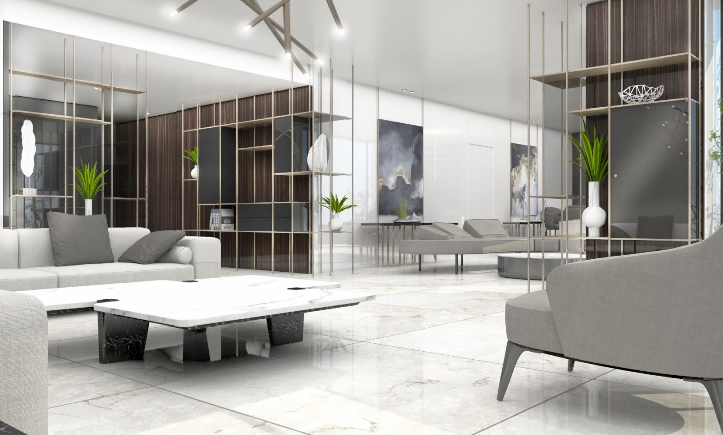 R.B Apartment - project overview image