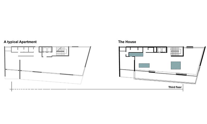 K.S Villa - concept design image