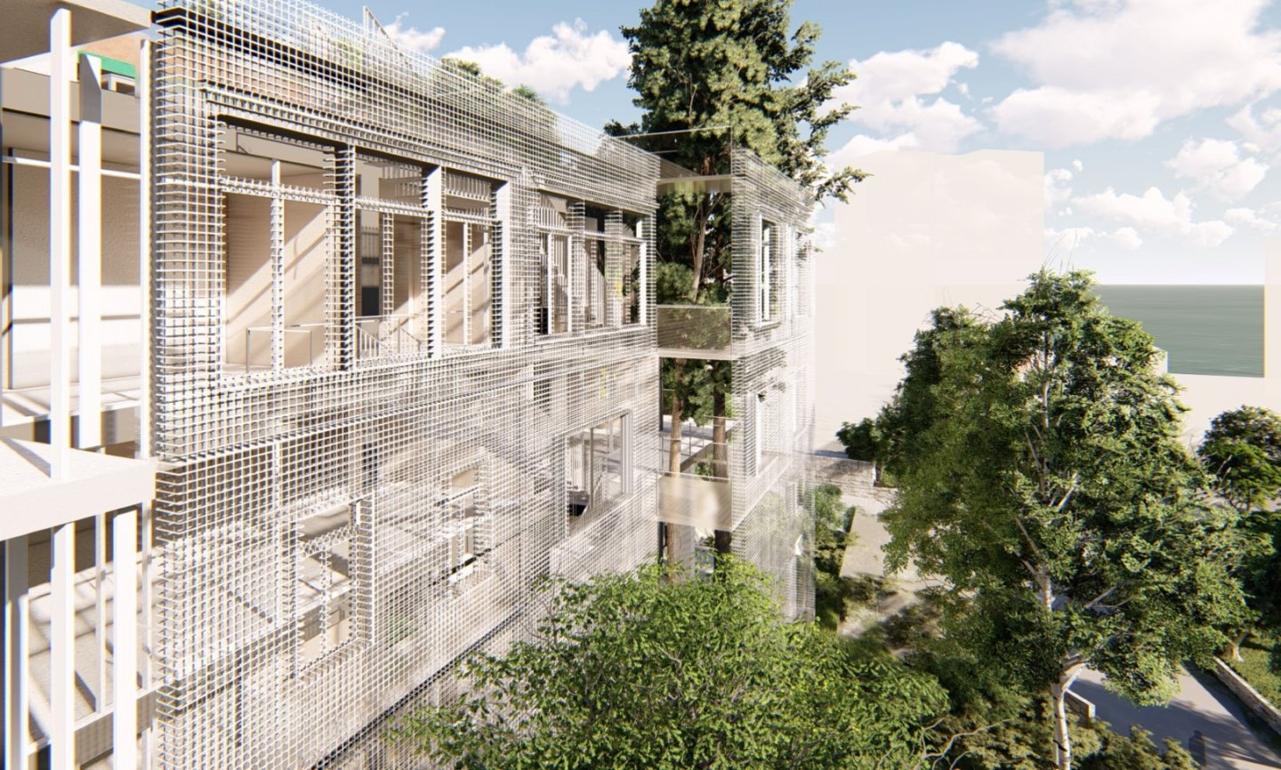 AUB Competition - Residence 37 - project overview image