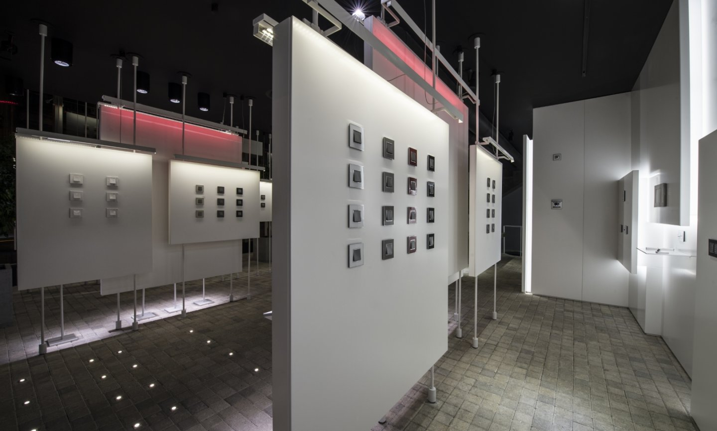 Legrand Concept Store - project overview image
