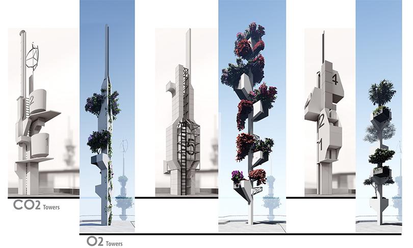 Sunset Beirut 1 - concept design image