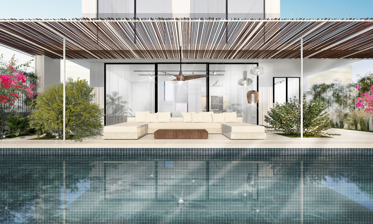 K.S Villa cyprus - project overview image