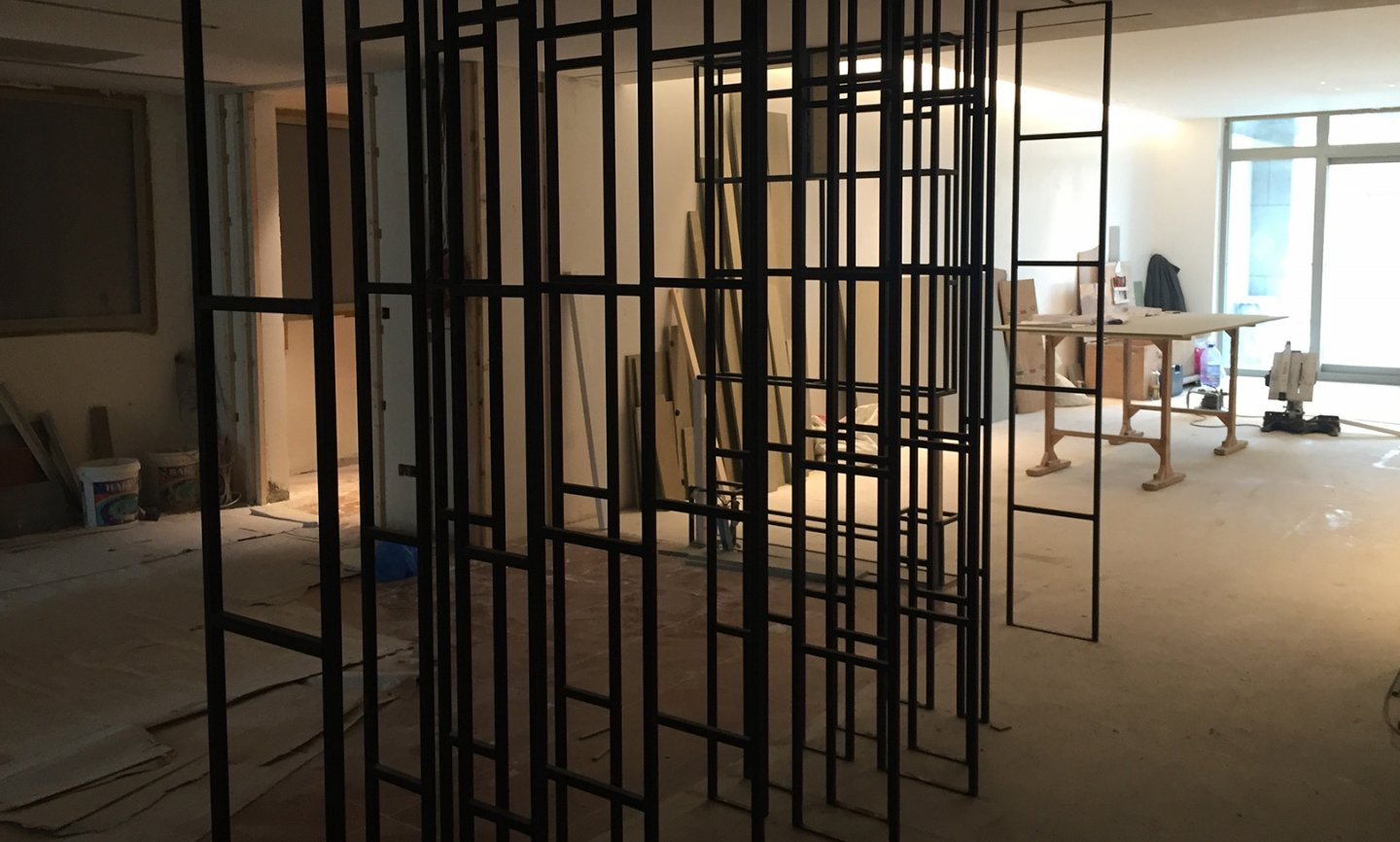 A.A Residence - construction phase image