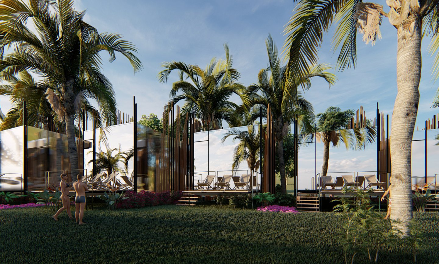 9 BEACH BUNGALOWS  - project overview image